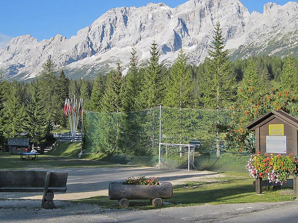 (Servizi) Camping Palafavera - Val di Zoldo